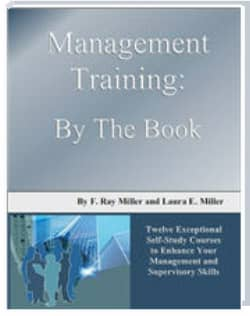 Management Training Book I