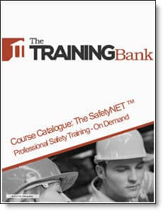The SafetyNET Safety Training On Demand