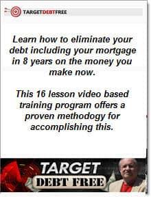 Target Debt Free